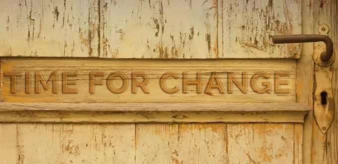 Heure du changement