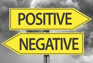 Perception positive ou négative