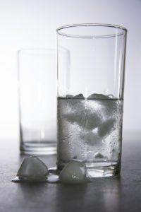 Verre d'eau, santé