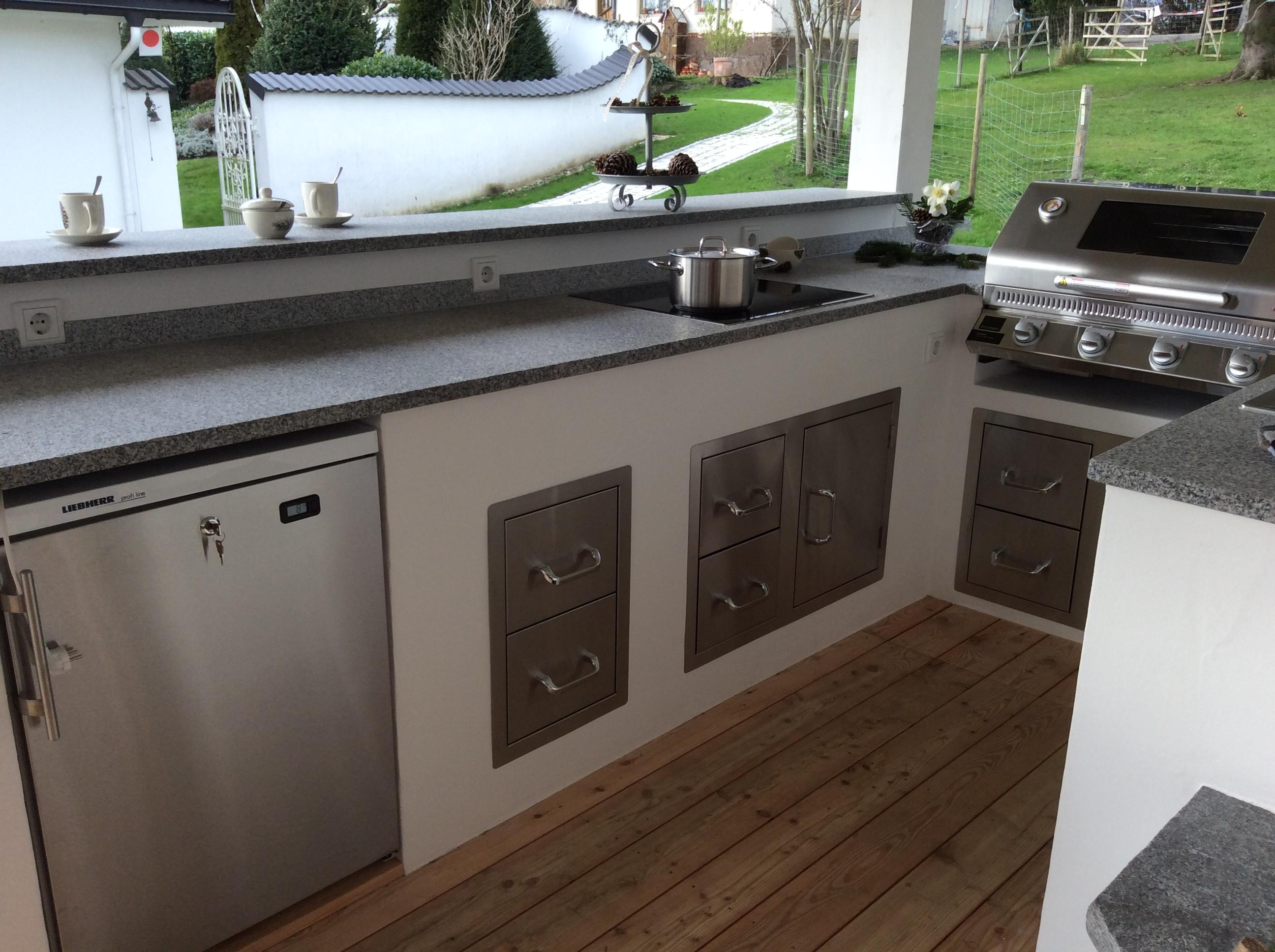 Outdoorküche Mit Kühlschrank Günstig : Kühlschrank für outdoor küche kühlschrankumbauschrank florenz