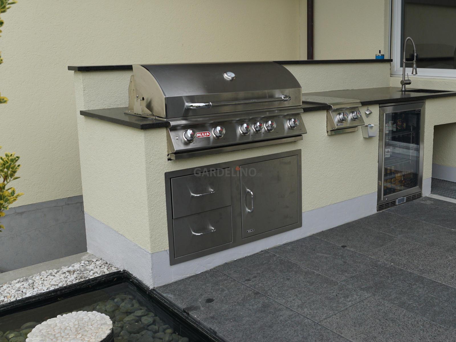 Outdoorküche Mit Gasgrill Qualität : Broil king regal grill outdoor küche gasgrill burnout in
