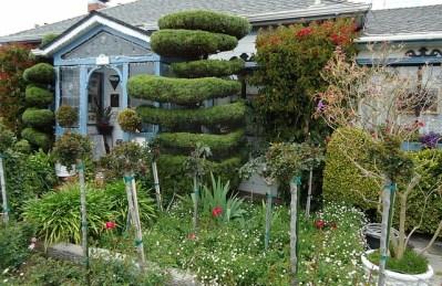 Garten und Haus
