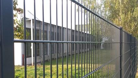 Den passenden Zaun zum Grundstück