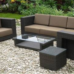 Rattan Chair Repair Kit Koken Barber Parts Resin Wicker Sofa Belham Living Monticello All Weather Outdoor Sectional - Thesofa