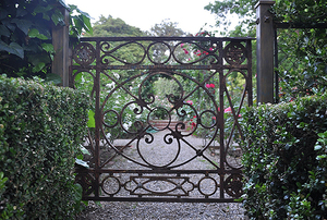 Garden of Lisa & Tom Evans