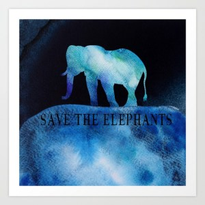 save-the-elephants-watercolor-painting-prints