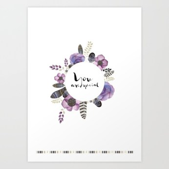 you are special-prints