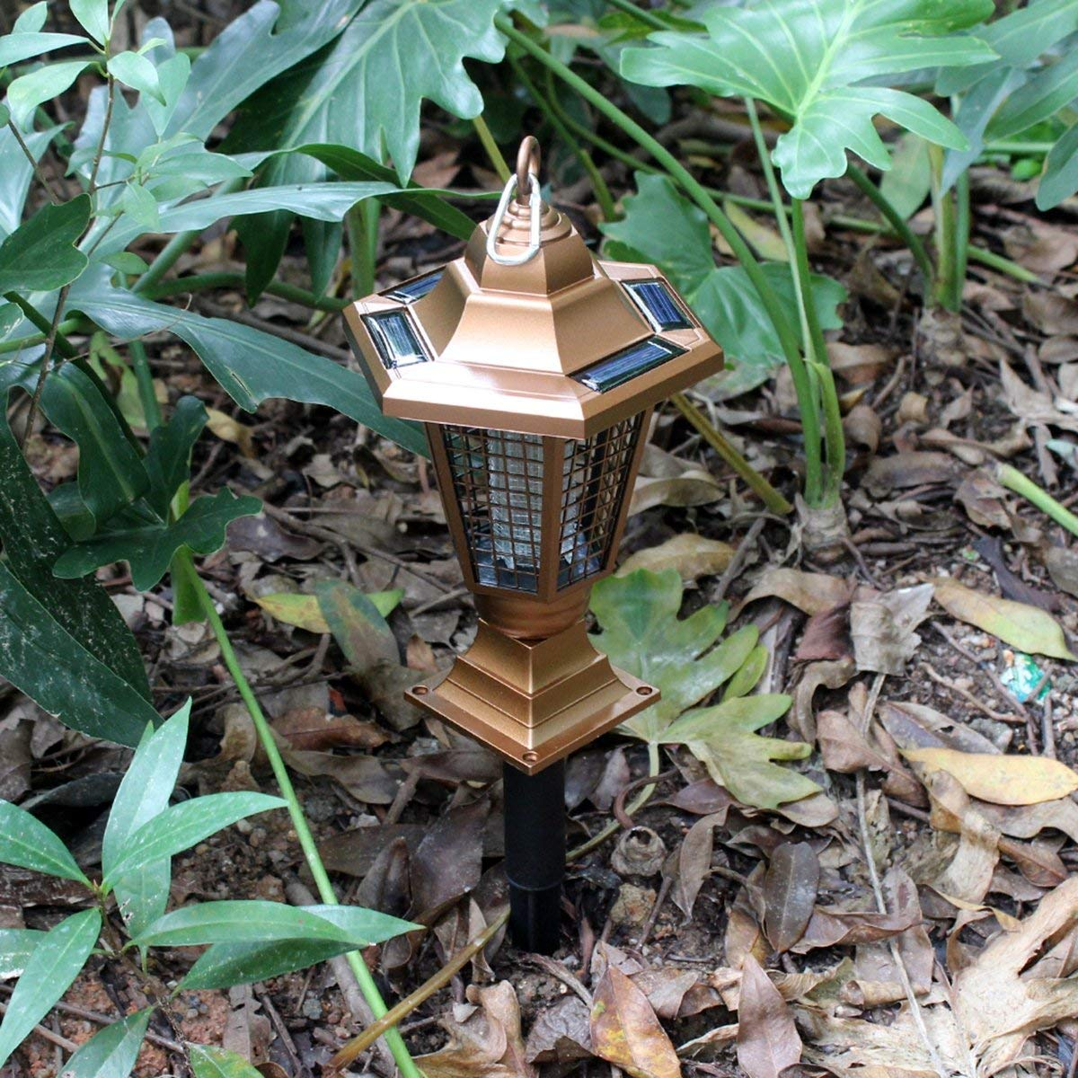 Best Solar Powered Bug Zapper Review Of The Top 5