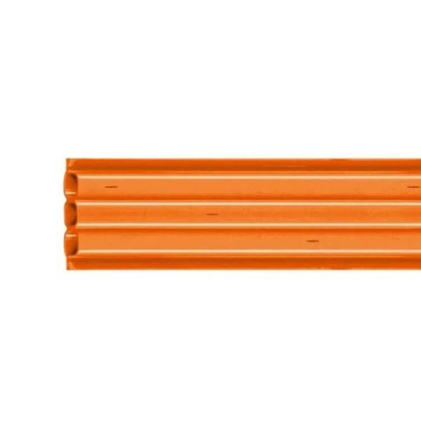 3 kanalų purkštuvų sistema 15m spritz hose —  laistymo juosta