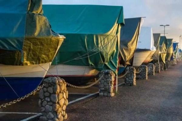 Tentas (10m x 15m) 90g.kv/m — uzdangalas valciai