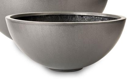 Planter Fiberglass Resin Bowl