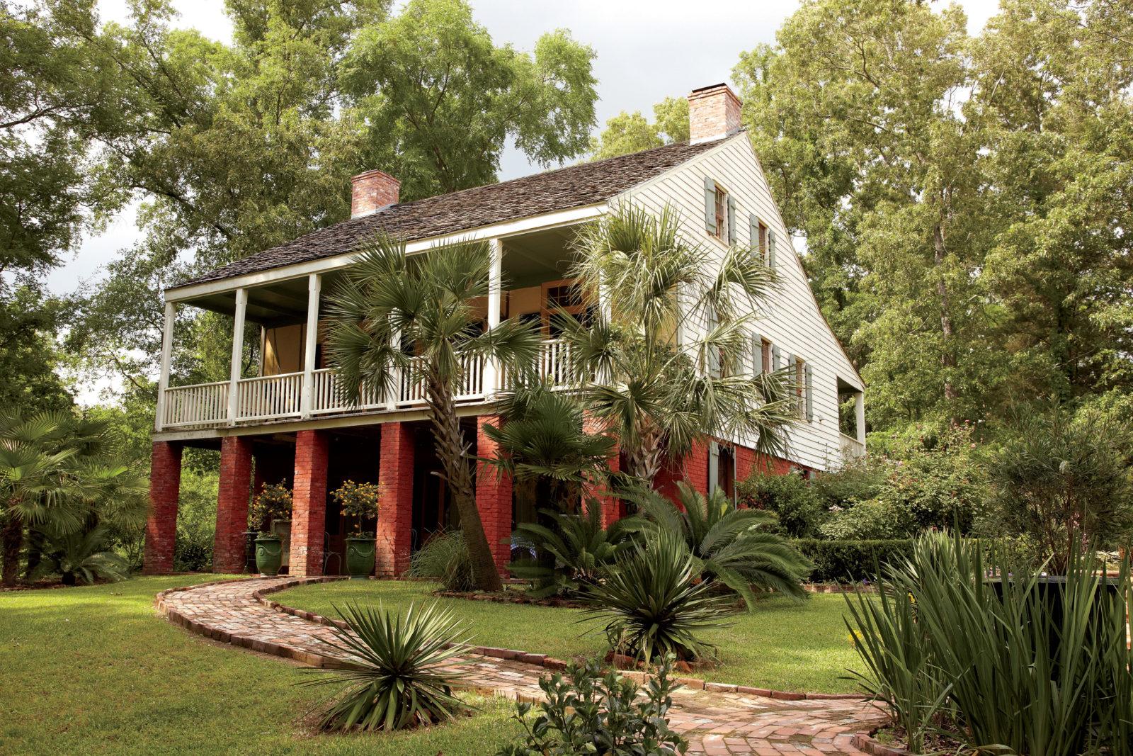 Step Inside A House on the Bayou  Garden  Gun