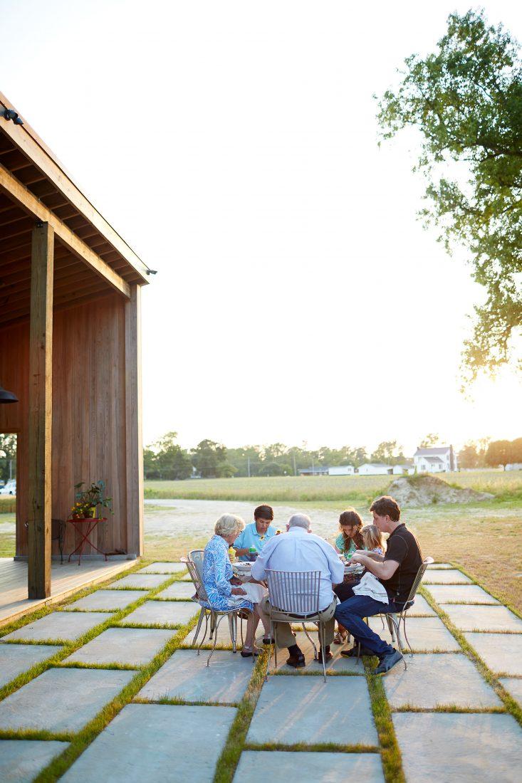 Inside Vivian Howards Farmhouse  Garden  Gun