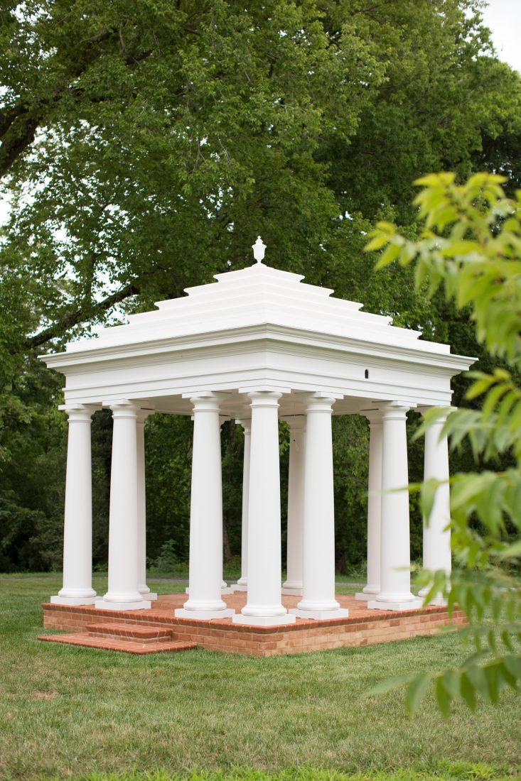 Thomas Jeffersons Birdhouse  Garden  Gun