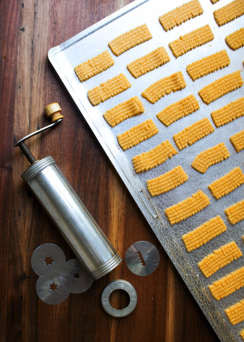The Best Cookie Press for Real Southern Cheese Straws  Garden  Gun