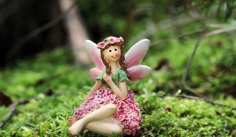 Fairy toy