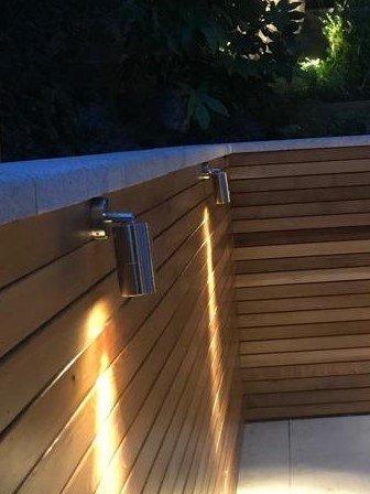 316 marine grade stainless steel adjustable down light 12v