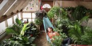 How to build an underground Earthship greenhouse step by step