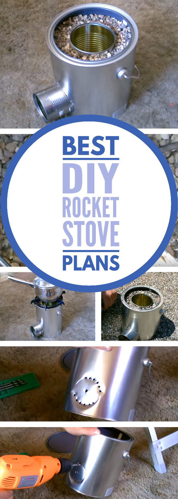 Best Rocket Stove Plans