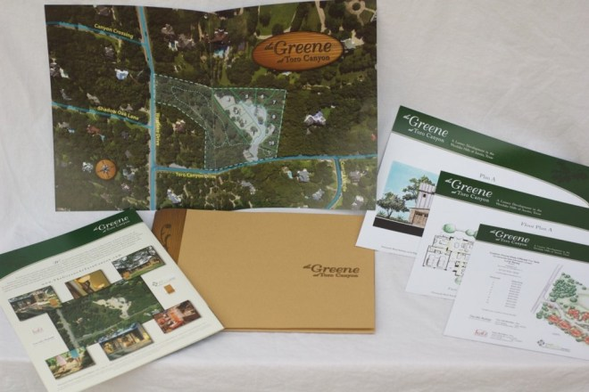 Real-estate sales collateral