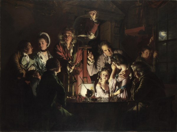 Joseph Wright of Derby Paintings
