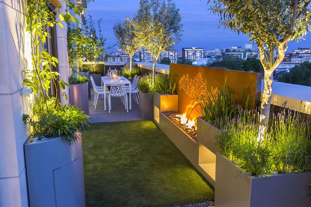 roof terrace ideas rewarding