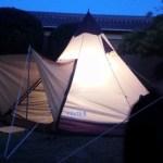 学芸会からのキャンプ ②