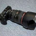 ミラーレスカメラをお安く買いました