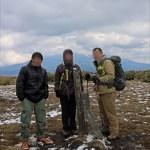 本栖湖 登山キャンプ2 竜ヶ岳登山