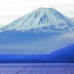 本栖湖 登山キャンプ4 富士山編