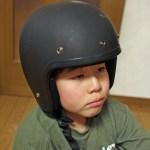 Ape用のヘルメットを買いました