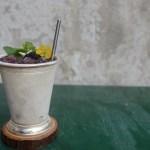 Derby Cocktail: Blackberry Mint Julep