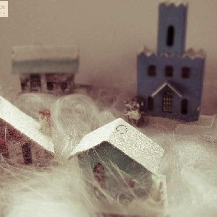 Montgomery Ward Christmas Houses
