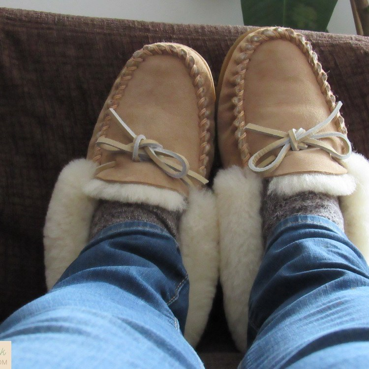 New LL Bean slippers