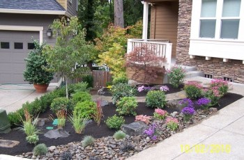 1000+ Ideas About Small Front Yards On Pinterest | Small Front within Garden Landscaping Ideas For Small Front Garden