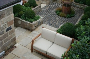 17 Best Ideas About Small Courtyard Gardens On Pinterest with regard to Best Layout For Garden Vista Apartments Design Ideas
