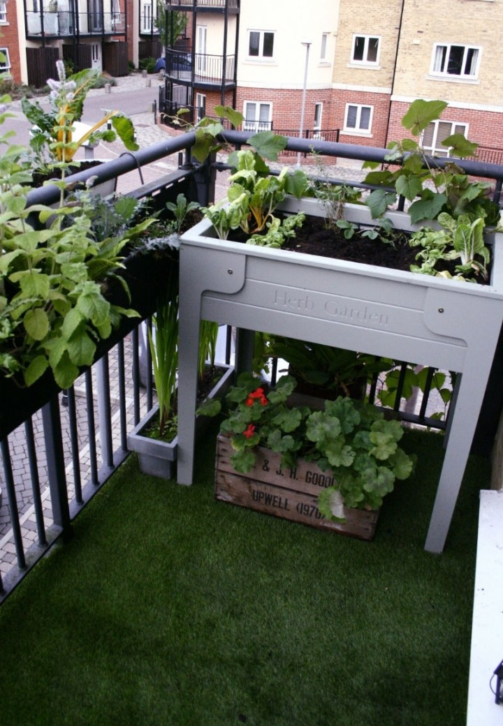 Apartment. . Elegant And Creative Balcony Garden Designs | Balcony for The Best Ideas For Laurel Gardens Apartments