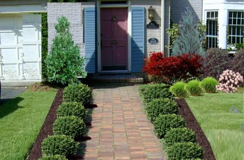 Best Front Sidewalk Landscaping Ideas | Design Ideas And Decor regarding Front Sidewalk Landscaping Ideas