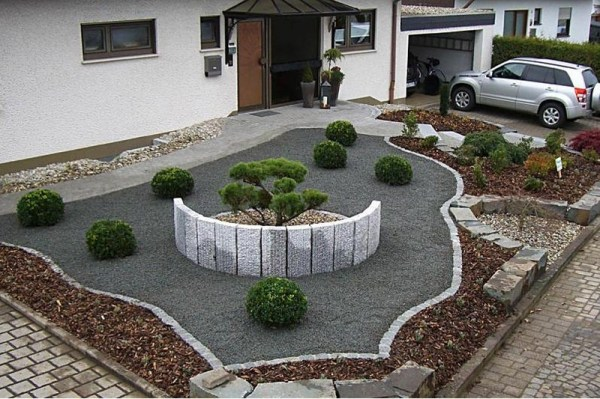 cost landscaping ideas