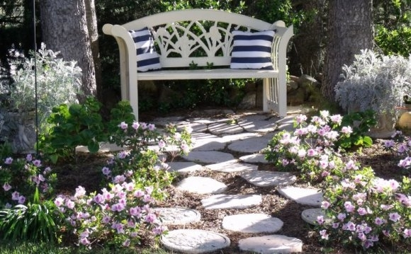 Country Garden Ideas For Small Gardens throughout Country Garden Ideas For Small Gardens