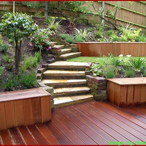 Small Garden Ideas On A Hill – Garden Design