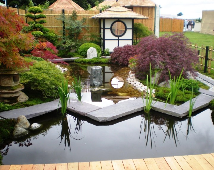 Japanese Garden Design Principles Modern And Remod 1280X960 with Japanese Garden Design