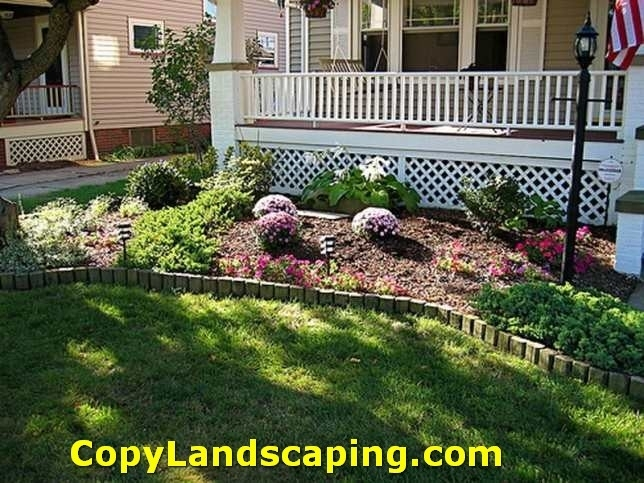 Landscape Design Ideas For Small Front Yards for Front Yard Landscaping Ideas For Small Yards