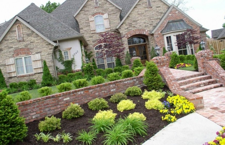 Landscaping Ideas For Front Yard On A Hill