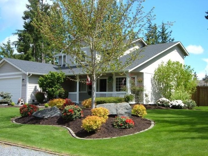 25+ Best Ideas About Small Front Yards On Pinterest | Small Front inside Landscaping Ideas For Front Yard With Trees