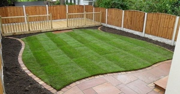 25+ Best Ideas About Small Garden Landscape On Pinterest | Small within Hard Landscaping Ideas For Small Gardens