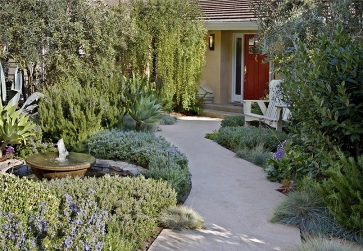 Front Yard Landscaping Ideas - Landscaping Network pertaining to Landscaping Ideas For Front Yard With Trees