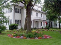 Landscaping Ideas For Front Yard With Trees - Garden Design