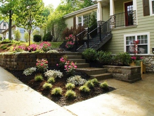 28 Beautiful Small Front Yard Garden Design Ideas - Style Motivation pertaining to Garden Ideas For Small Front Yards