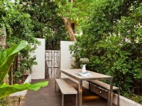 Small Fenced In Backyard Landscaping Ideas - Garden Design